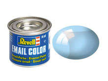 Revell Translucent Enamel Paints