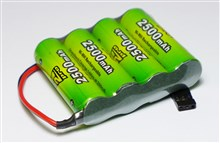Battery Packs for Receivers