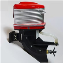 Outboard Motors for Radio-Controlled Boats - New CAP Maquettes
