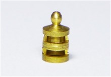 Brass Navigation Lamp - 6 mm