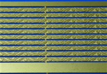 Decorative Brass Strip - B Type