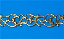 Decorative Brass Strip - C Type