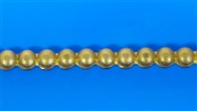 Decorative Brass Strip - G Type
