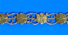 Decorative Brass Strip - L Type