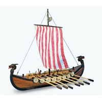 Viking Ship - Artesania Latina