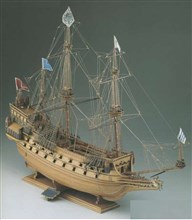 La Couronne - French Ship of The Line