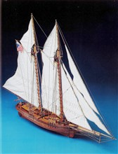 Flying Fish - American Schooner