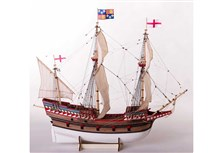 Golden Hind - English Privateer Galleon