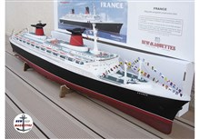Le France Ocean Liner with Fittings