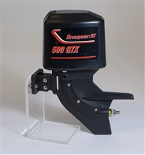 GTX-500 Outboard without Motor