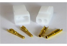 Gold Battery G2 Amp Connectors