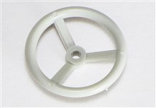 Plastic Wheel - 20 mm