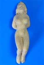 Nude Female - Wood