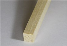 Lime Wood - Square Sections