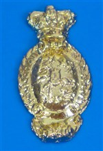 Coat of Arms for HMS Victory - Gold Metal