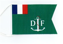 Flag of Douanes Françaises - French Customs