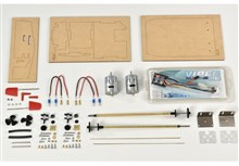 Motor and Transmission Kit for Grand Banks