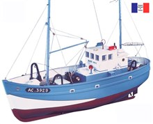 Marie-Ange - Coastal Fishing Trawler