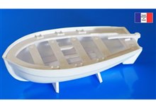 Plastic Small Boat - 100 mm