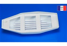Plastic Small Boat - 90 mm