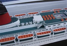 Le France Ocean Liner - Fittings