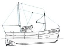 Plans De Bateaux De Peche Acapulco