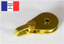 Shackle Block - Brass Series - 10 mm
