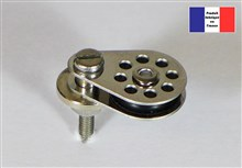 360° Turning Block - Lightweight Series - 10 mm