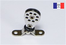 Vertical Turning Block on Deck - Lightweight Series - 10 mm