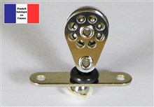 Vertical Turning Block on Side Track - Ballraced Lightweight Series - 10 mm