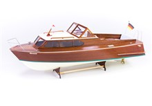 Queen - Wooden Sport Boat