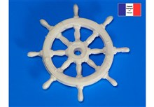 Ships Wheels Made of Plastic