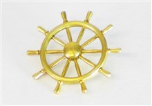 Brass Wheels - 10 Handles