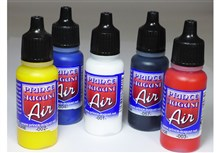 Prince August Model Acrylic Paints for Airbrushes
