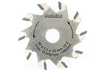 Tungsten Tipped Saw Blade - 10 Teeth