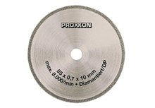 Diamond Coated Blade for FET