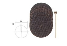 Aluminium Oxide Cutting Discs with Reinforcement
