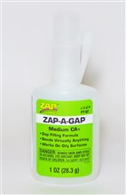 ZAP-A-GAP CA+ (Green Label) - Medium Viscosity