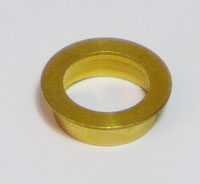 Brass Eyelet Portholes without Glazing