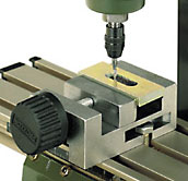 Precision Steel Vice PM 40
